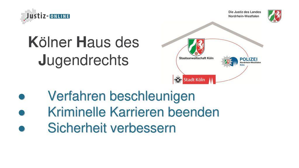Kölner Haus des Jugendrechts