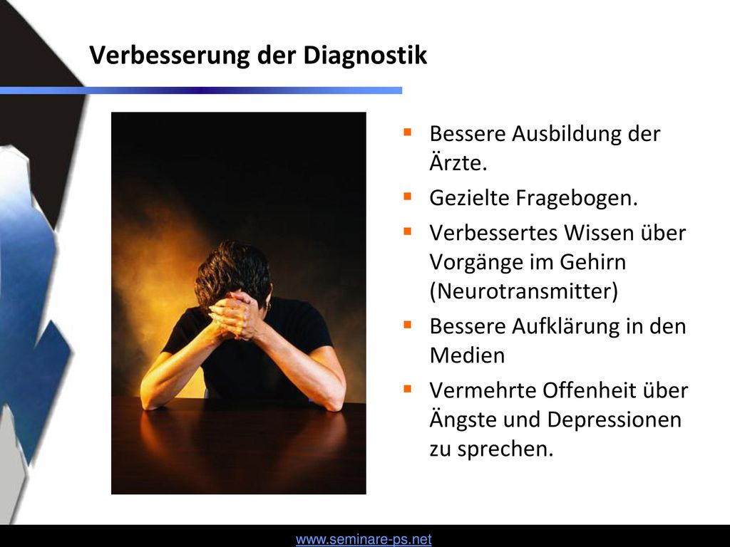 Verbesserung der Diagnostik