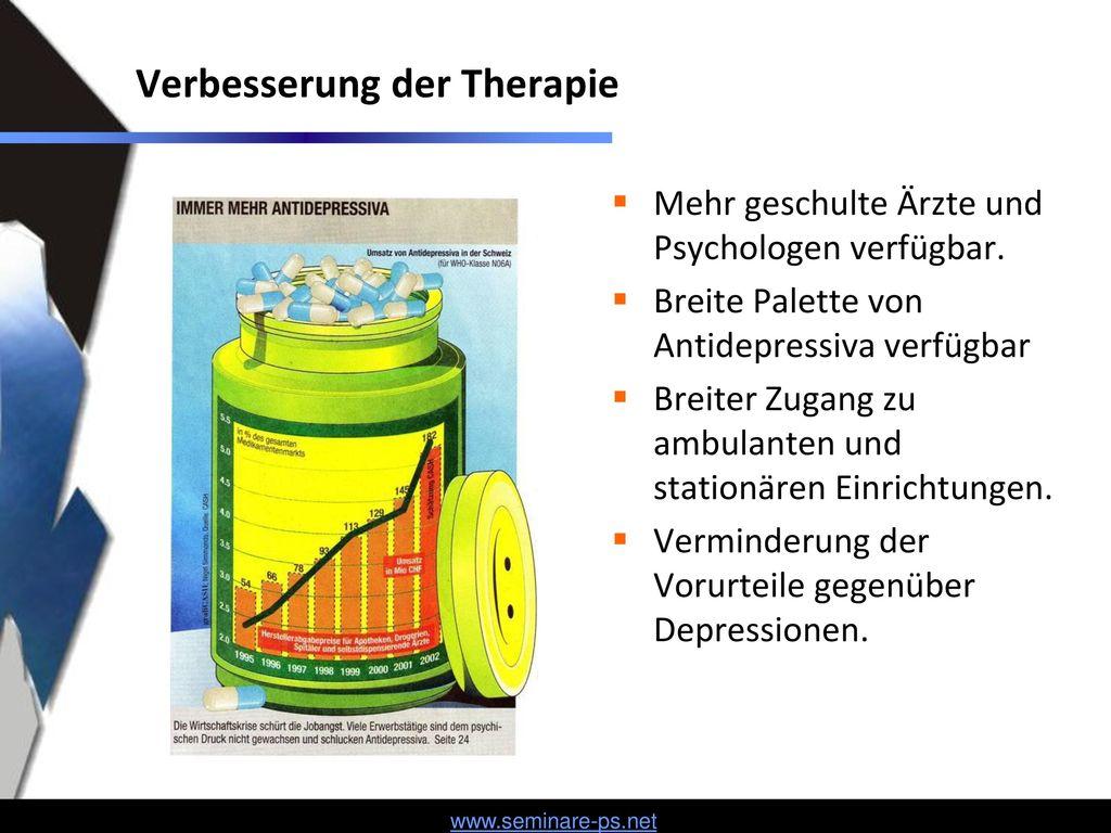 Verbesserung der Therapie