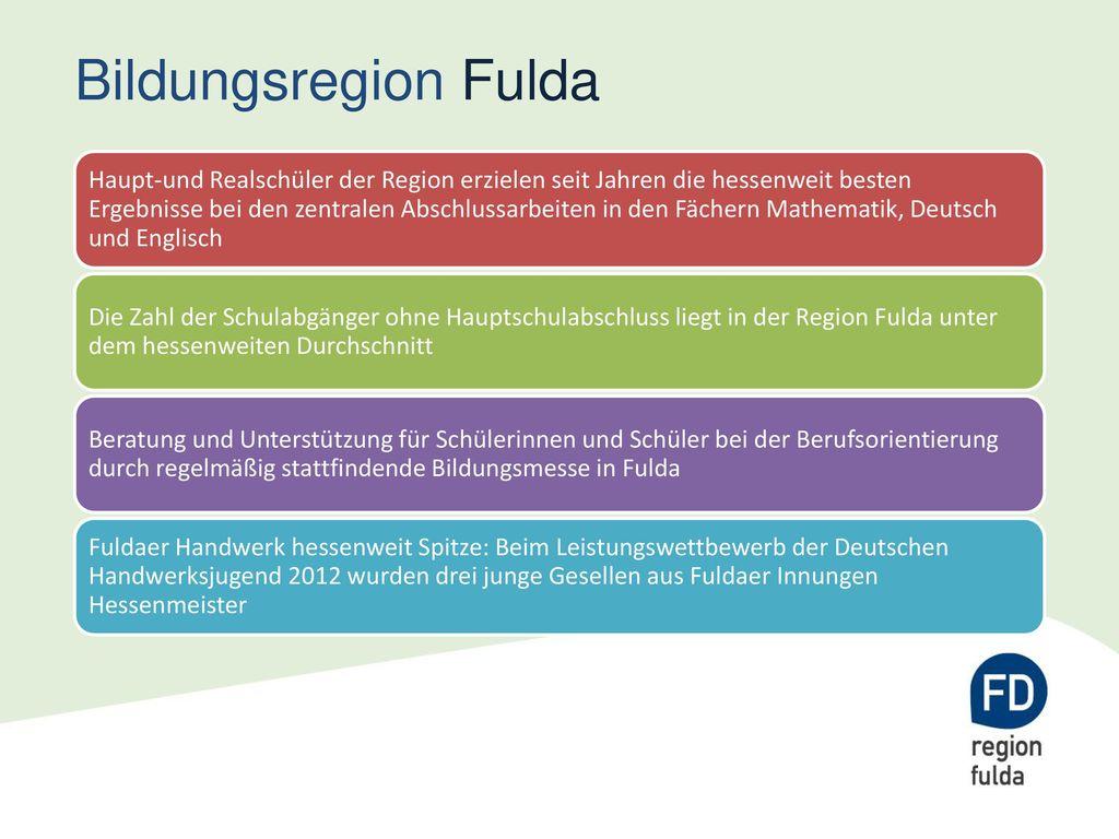 Bildungsregion Fulda