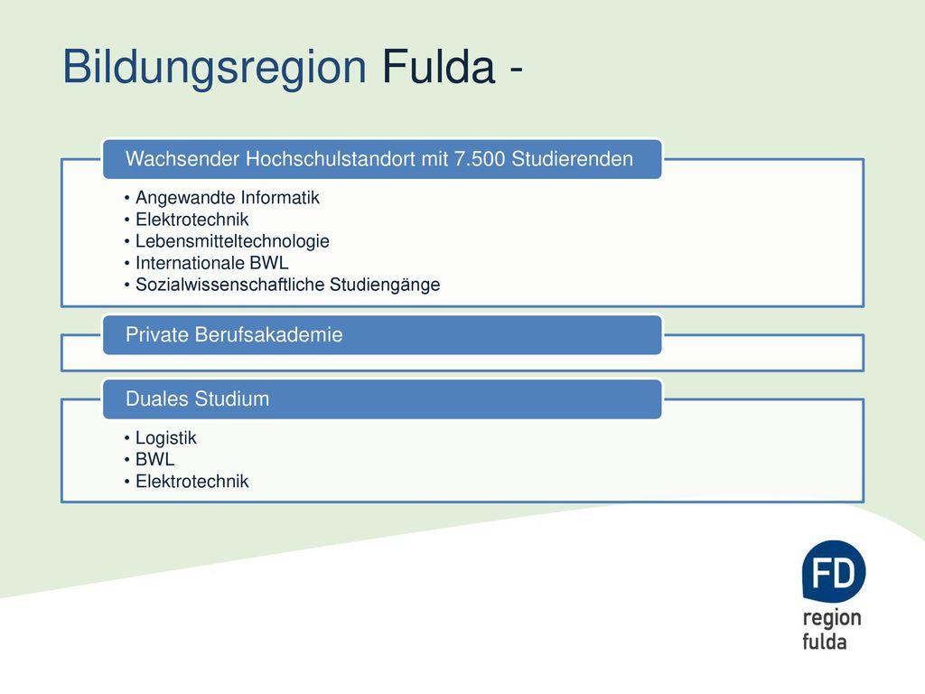 Bildungsregion Fulda -