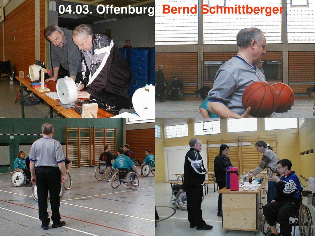04.03. Offenburg, Bernd Schmittberger