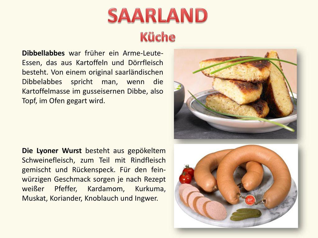 SAARLAND Küche