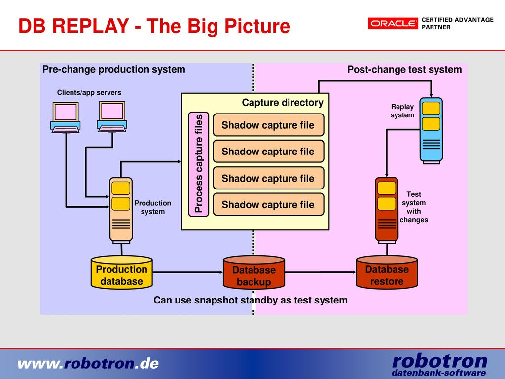 DB REPLAY - The Big Picture