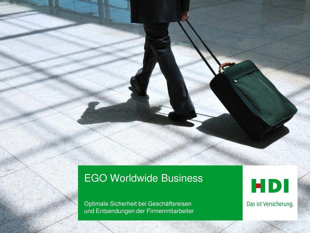 EGO Worldwide Business