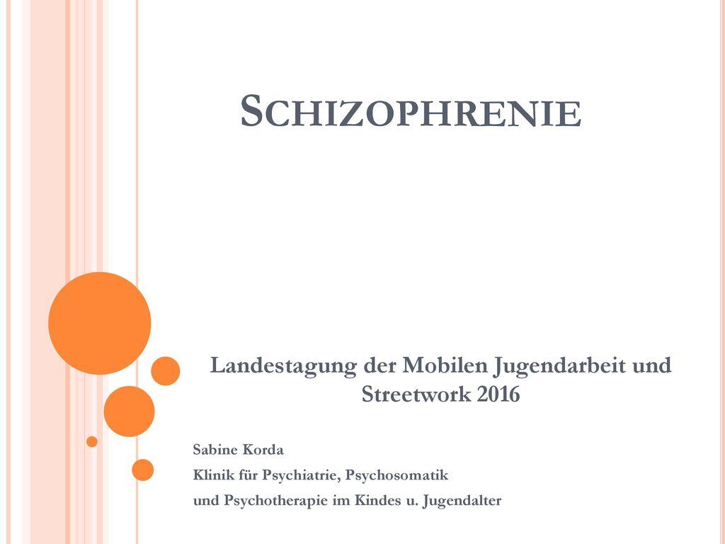 Landestagung der Mobilen Jugendarbeit und Streetwork 2016
