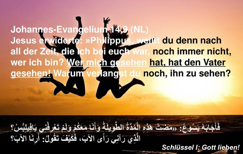 Johannes-Evangelium 14,9 (NL)