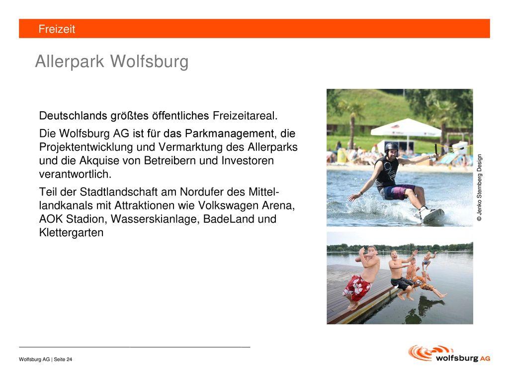 Allerpark Wolfsburg Freizeit