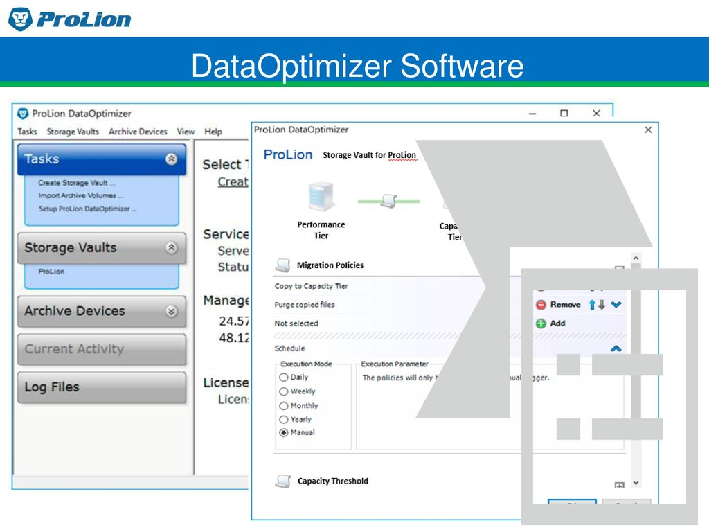 DataOptimizer Software