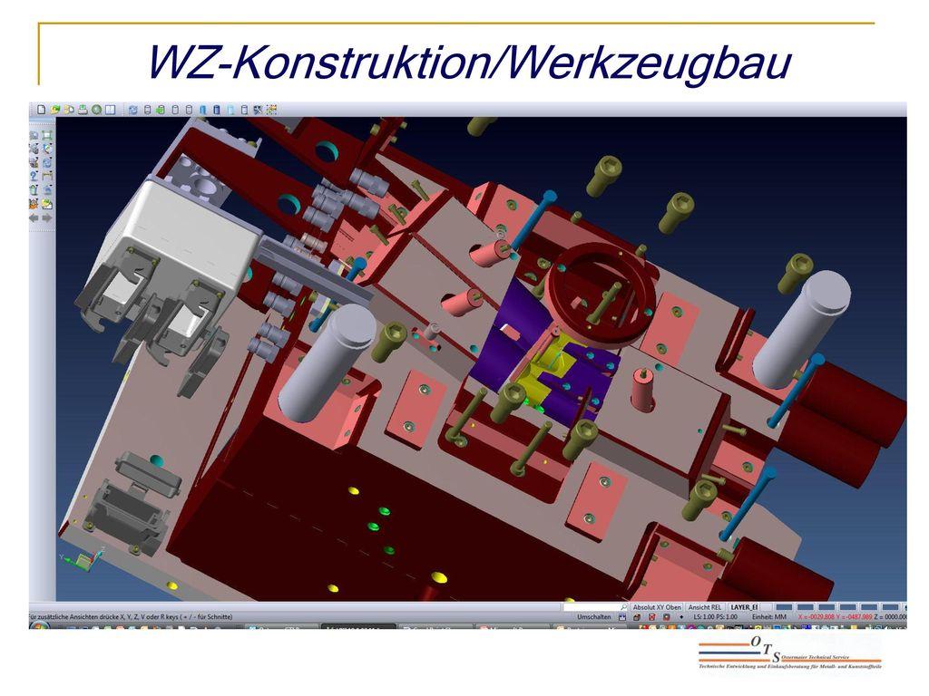 WZ-Konstruktion/Werkzeugbau
