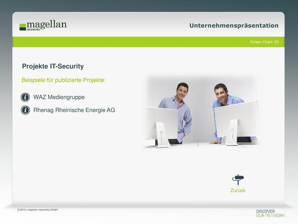 Projekte IT-Security Beispiele für publizierte Projekte: