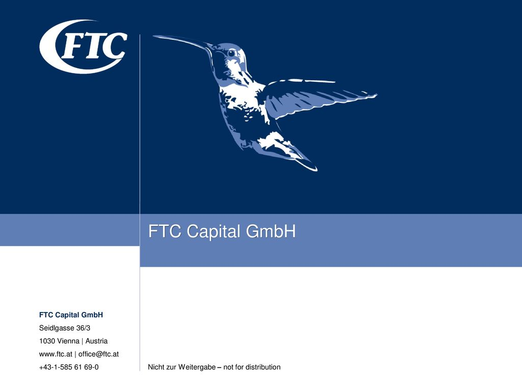 FTC Capital GmbH