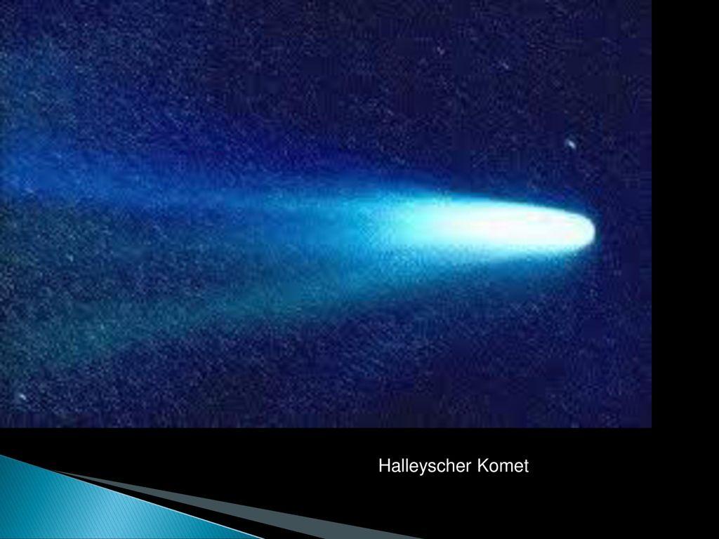 Halleyscher Komet