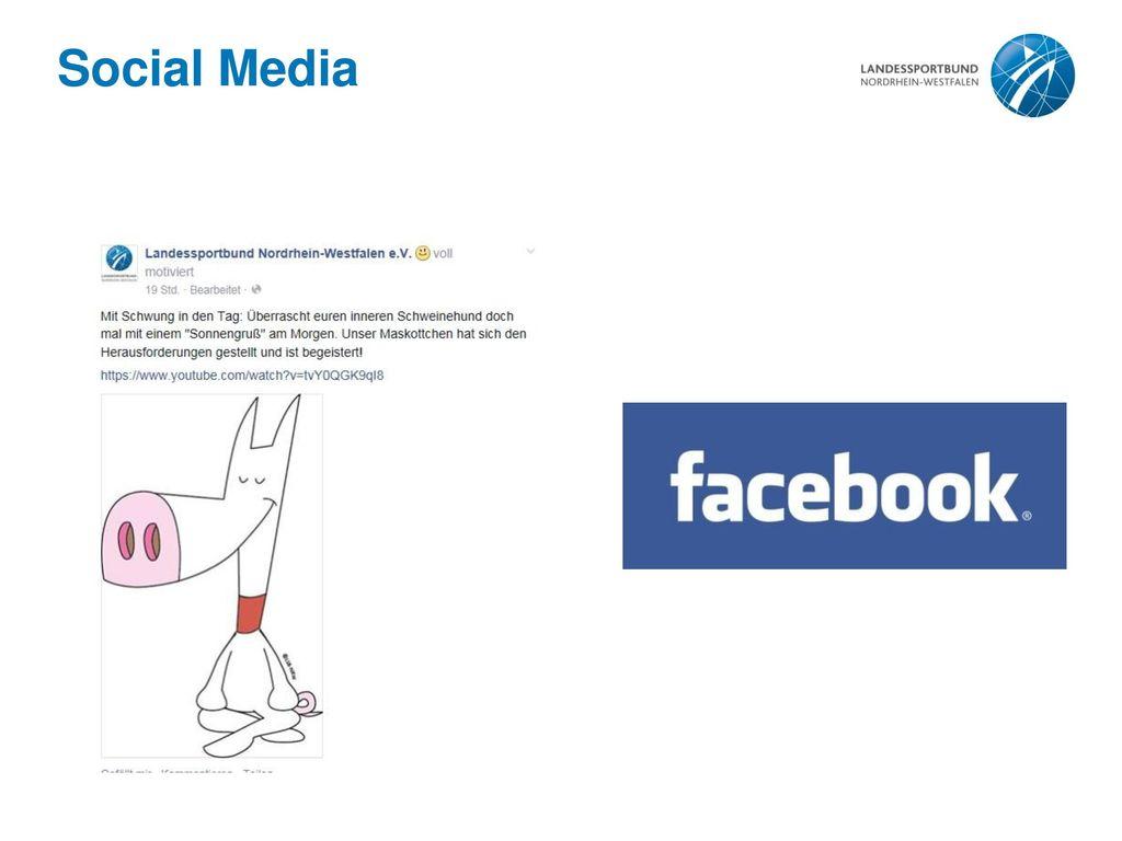 Social Media Social Media bietet einige Vor- aber auch Nachteile: