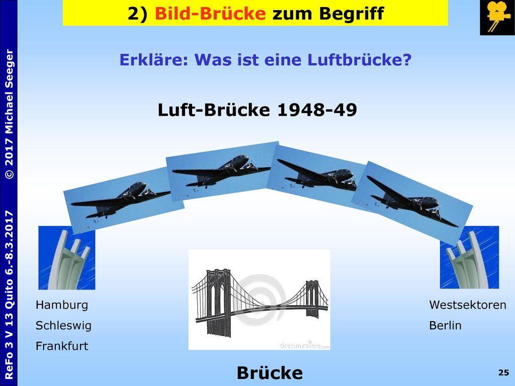 2) Bild-Brücke zum Begriff