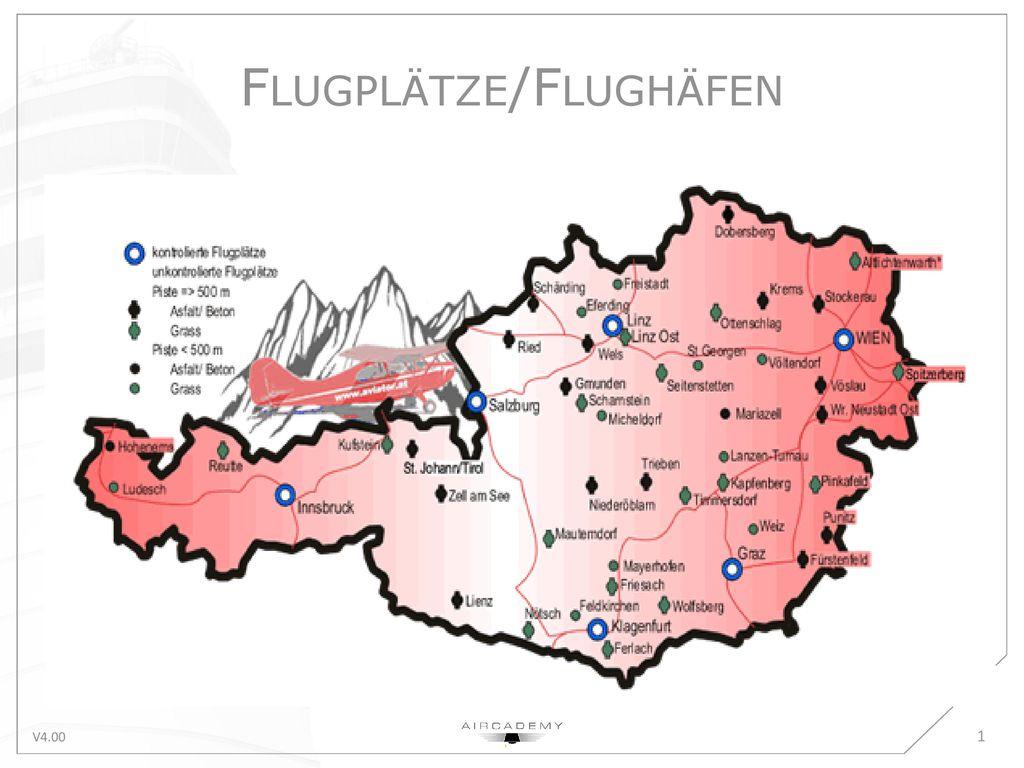 Flugplätze/Flughäfen