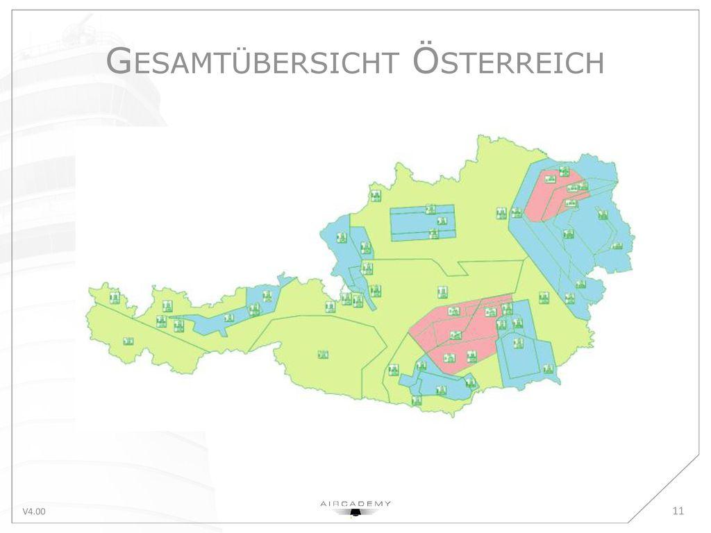 Gesamtübersicht Österreich