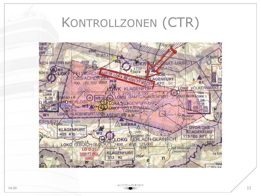 Kontrollzonen (CTR)