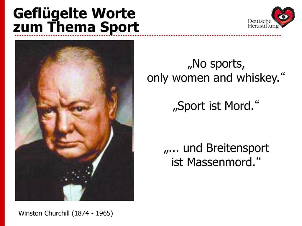 Geflügelte Worte zum Thema Sport