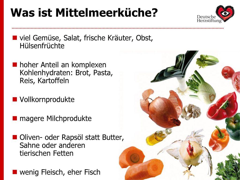 Was ist Mittelmeerküche