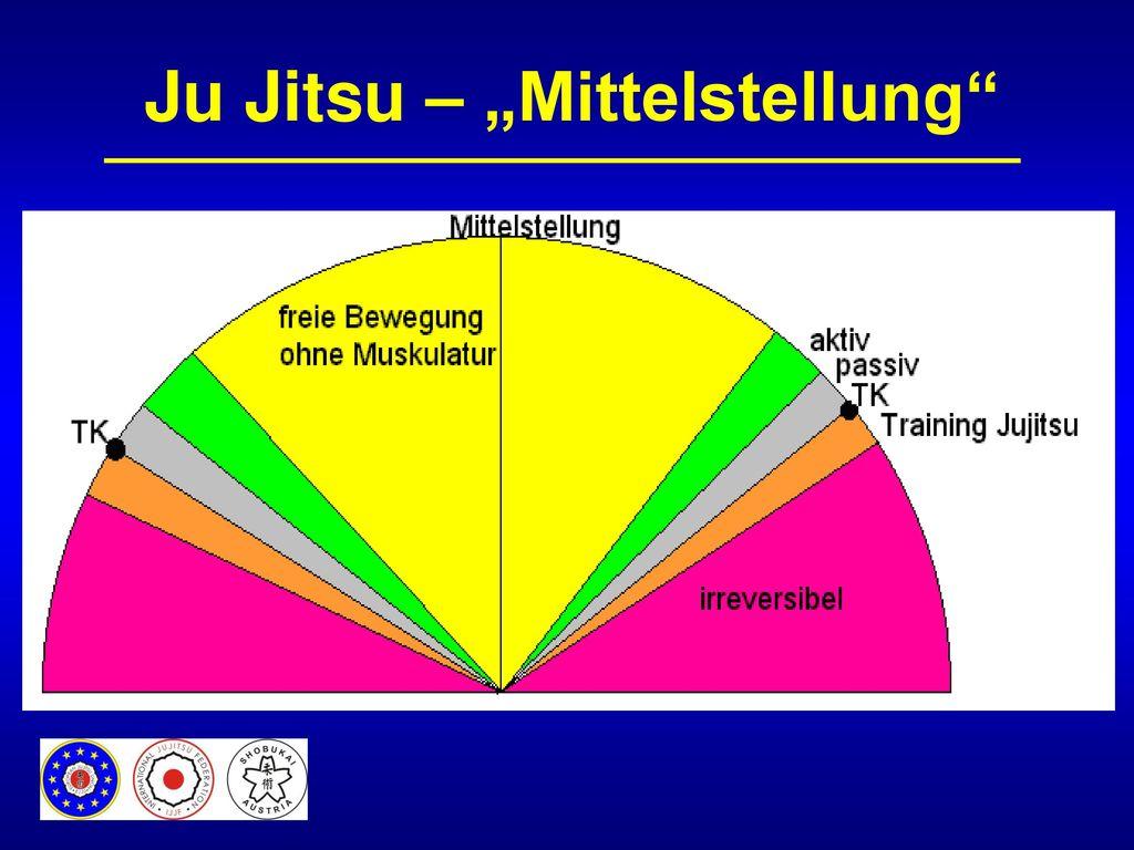 """Ju Jitsu – """"Mittelstellung"""