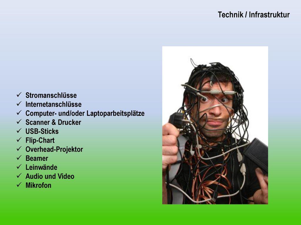 Technik / Infrastruktur