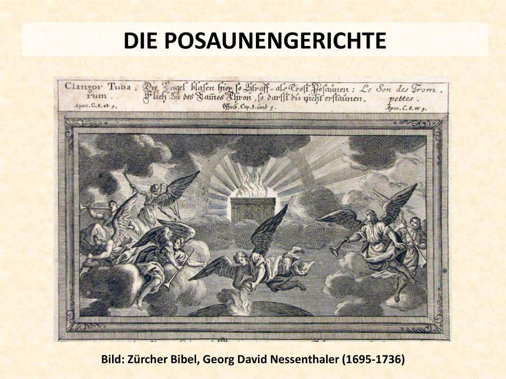 Bild: Zürcher Bibel, Georg David Nessenthaler (1695-1736)