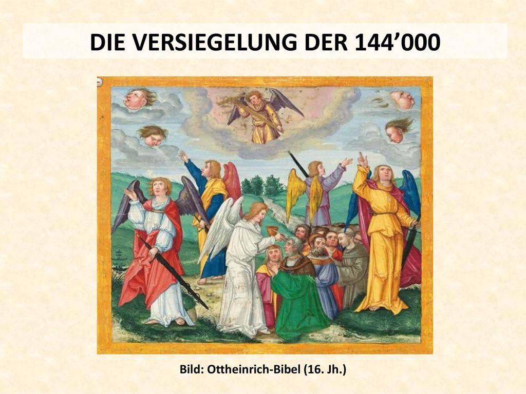Bild: Ottheinrich-Bibel (16. Jh.)