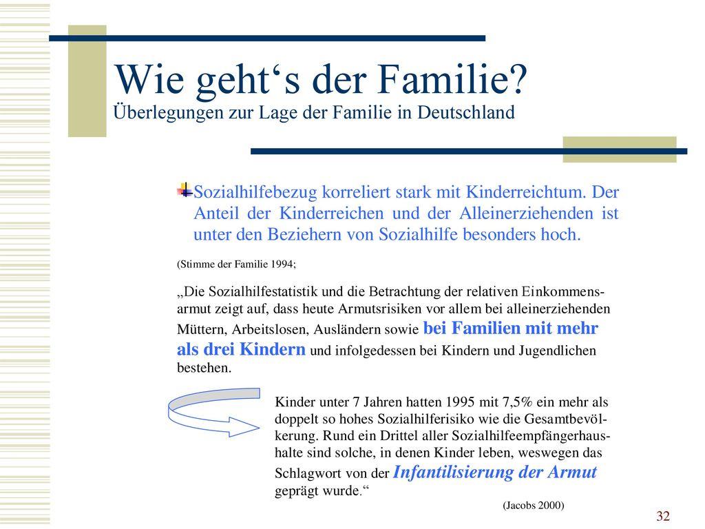 kinderreiche familien deutschland