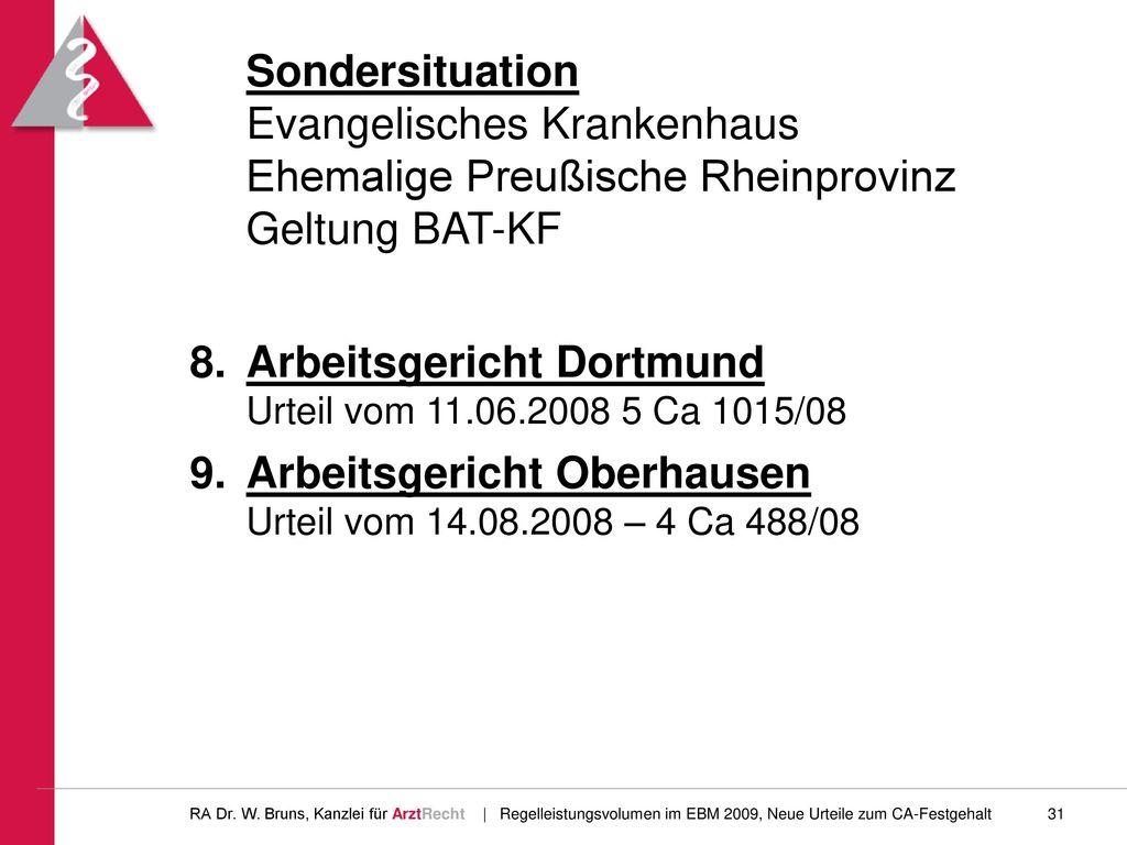Arbeitsgericht Dortmund Urteil vom 11.06.2008 5 Ca 1015/08