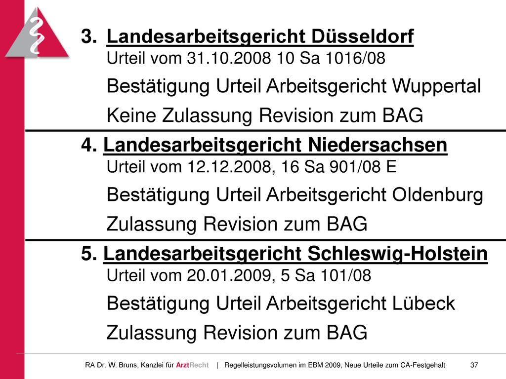 Landesarbeitsgericht Düsseldorf Urteil vom 31.10.2008 10 Sa 1016/08