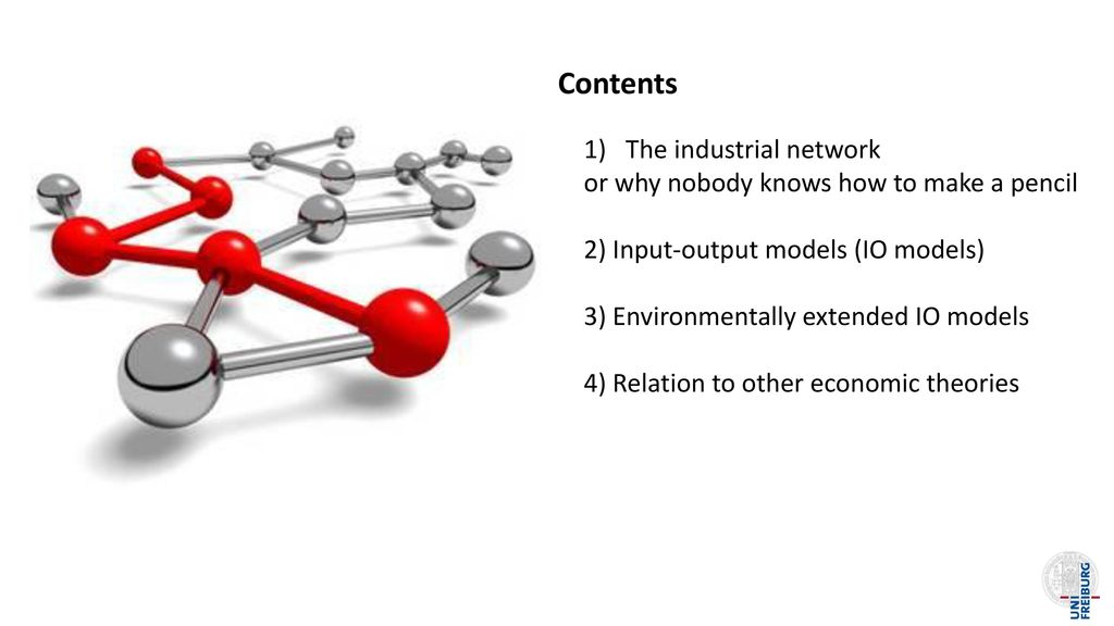 Contents The industrial network