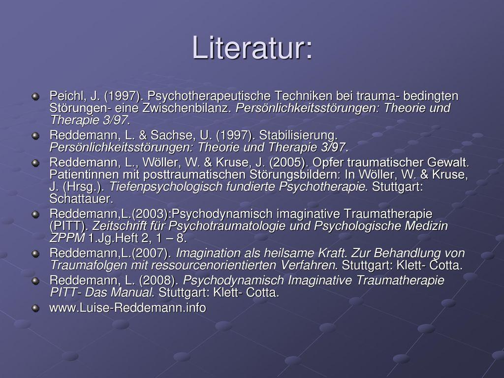 Literatur: