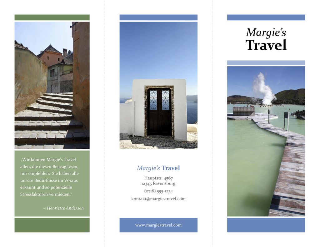 Travel Margie's Margie's Travel