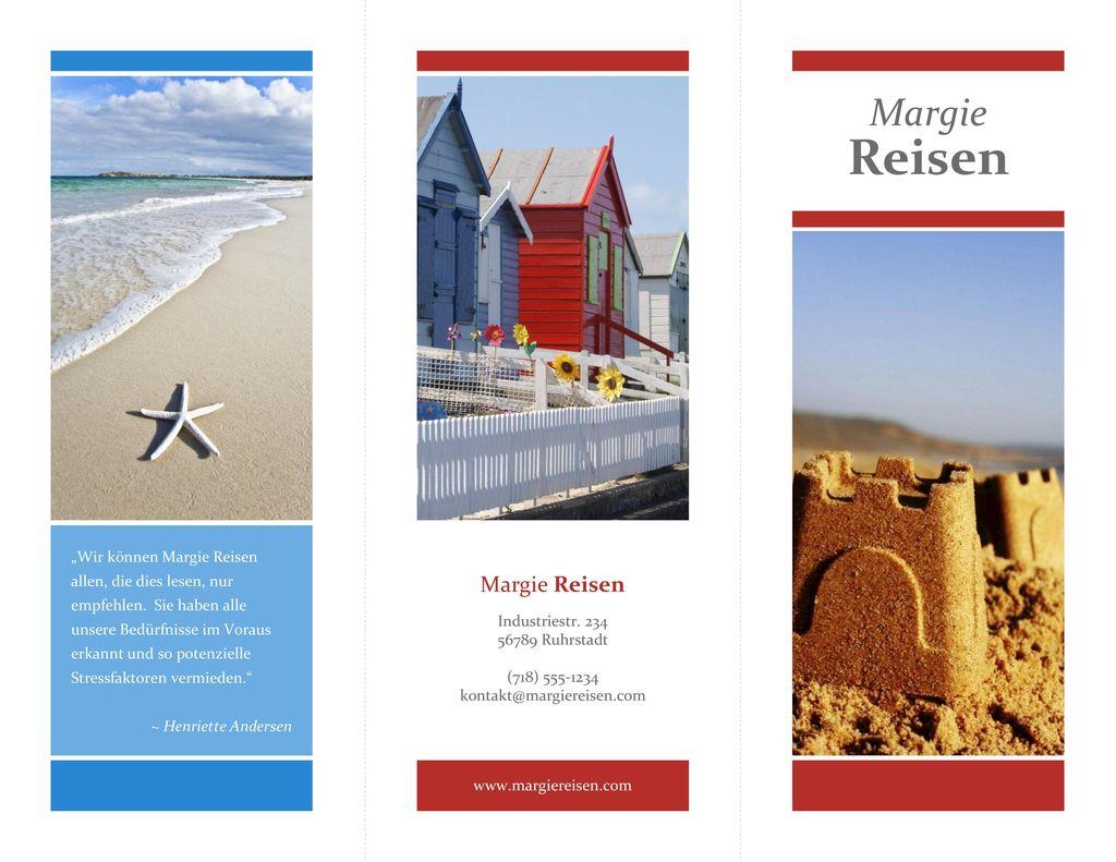 Reisen Margie Margie Reisen
