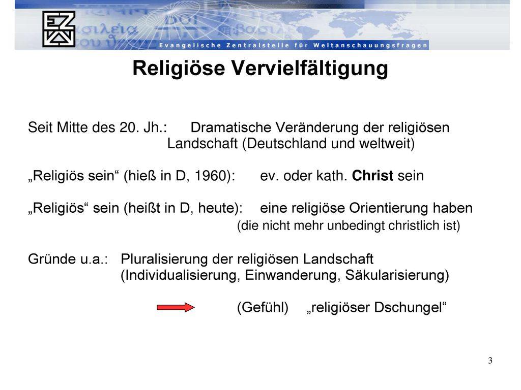 Religiöse Vervielfältigung