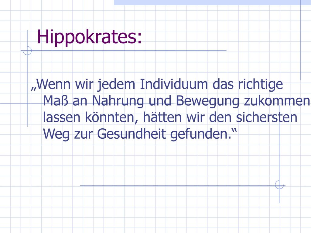 Hippokrates: