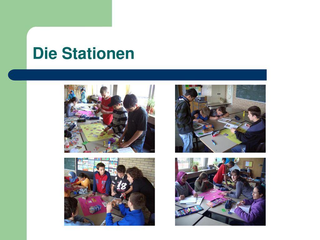 Die Stationen