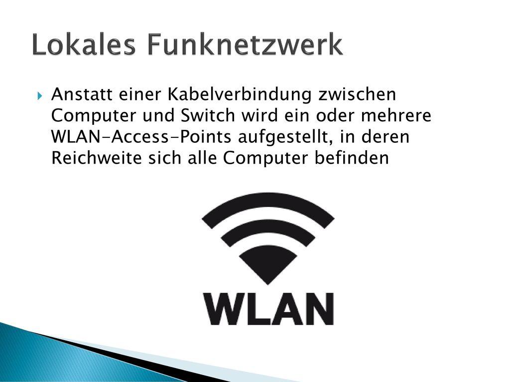 Lokales Funknetzwerk