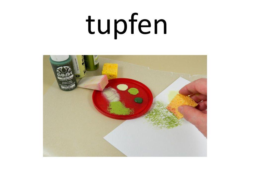 tupfen