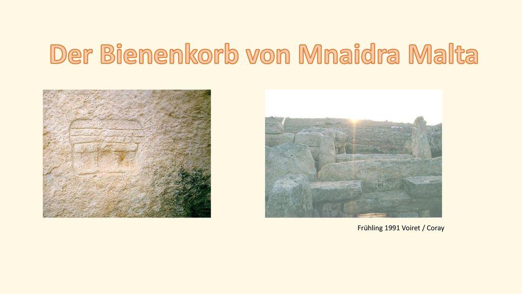 Der Bienenkorb von Mnaidra Malta
