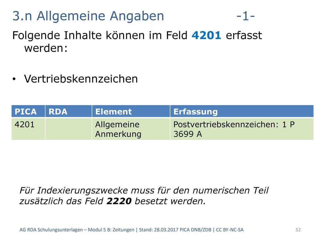 3.n Allgemeine Angaben -1-