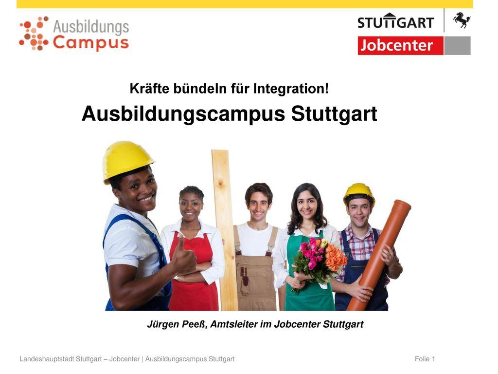 Ausbildungscampus Stuttgart