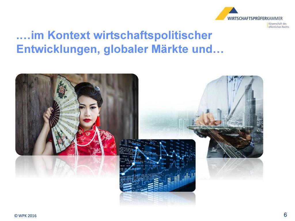 .…im Kontext wirtschaftspolitischer Entwicklungen, globaler Märkte und…