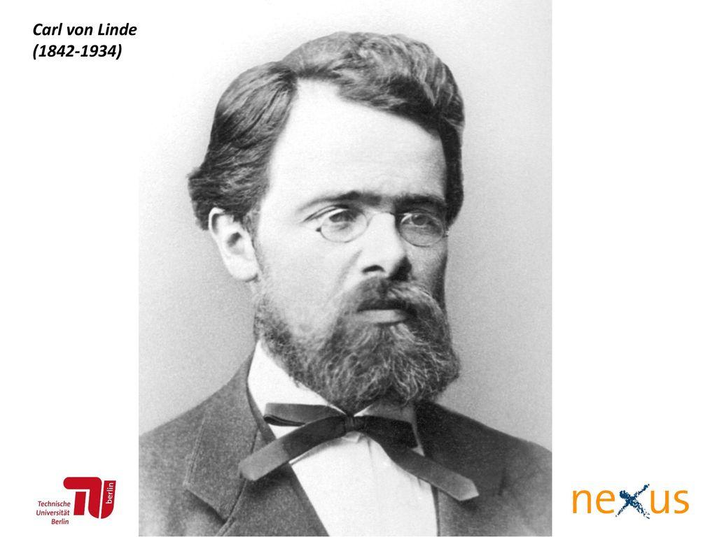 Carl von Linde (1842-1934)