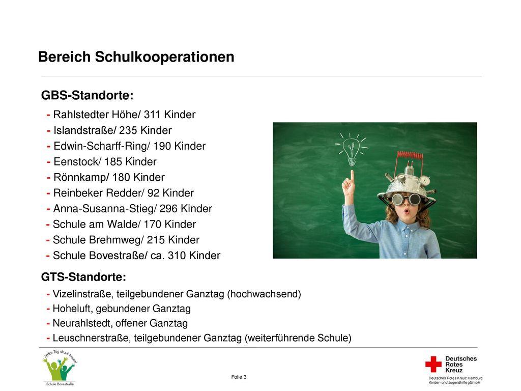 Bereich Schulkooperationen