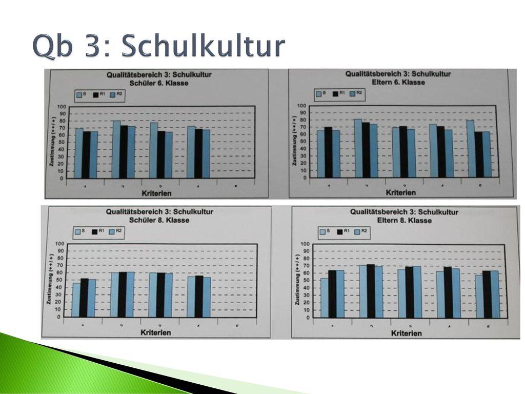 Qb 3: Schulkultur