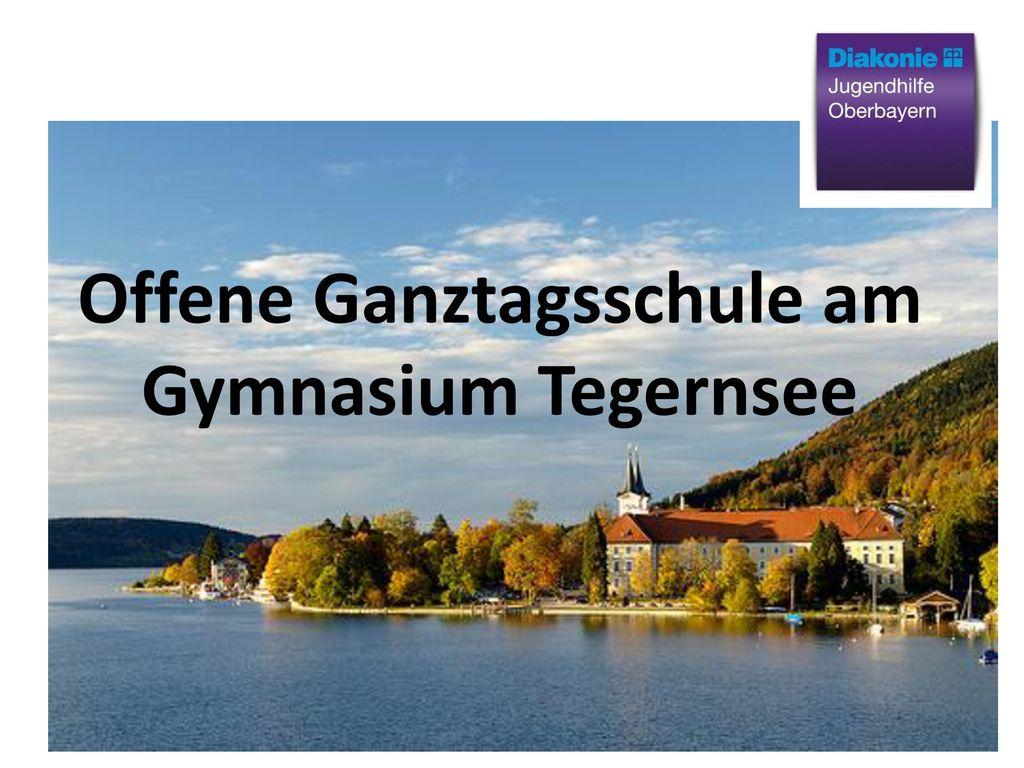 Offene Ganztagsschule am Gymnasium Tegernsee