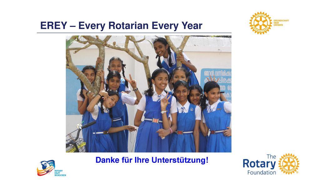 EREY – Every Rotarian Every Year