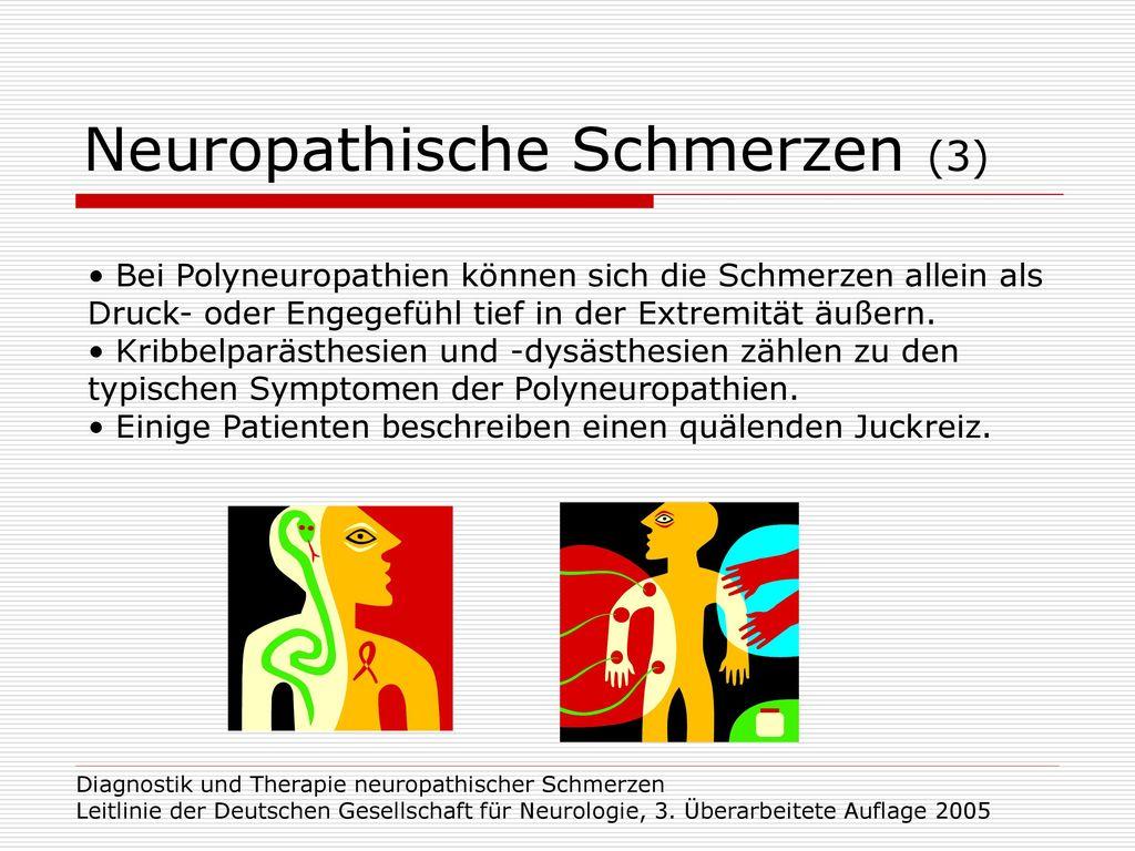 Neuropathische Schmerzen (3)
